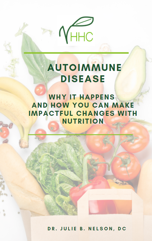 AutoImmune and Nutrition Ebook